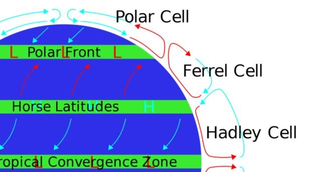 Meridional  Circulations
