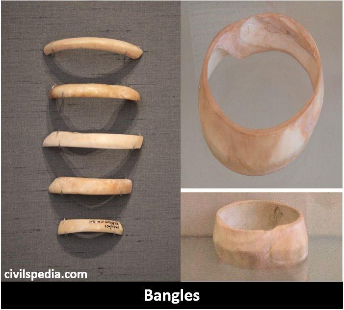 Bangles of Harappan Civilisation