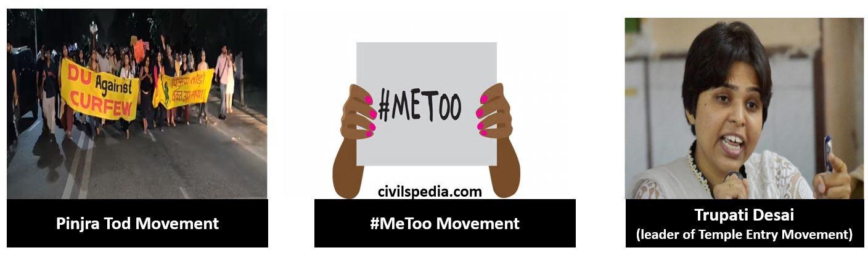 Women Organizations and Movements