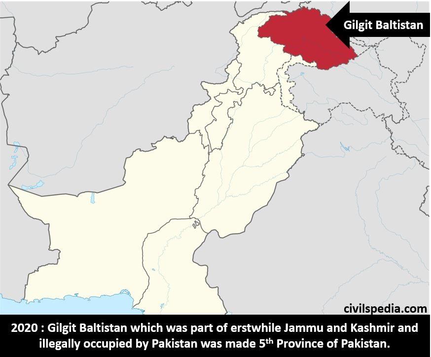 Gilgit-Baltistan Issue