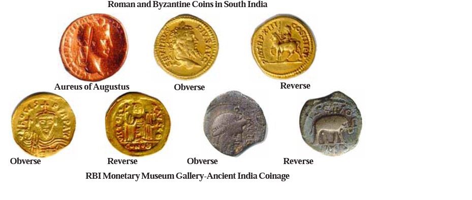 Roman and Byzantine Coins
