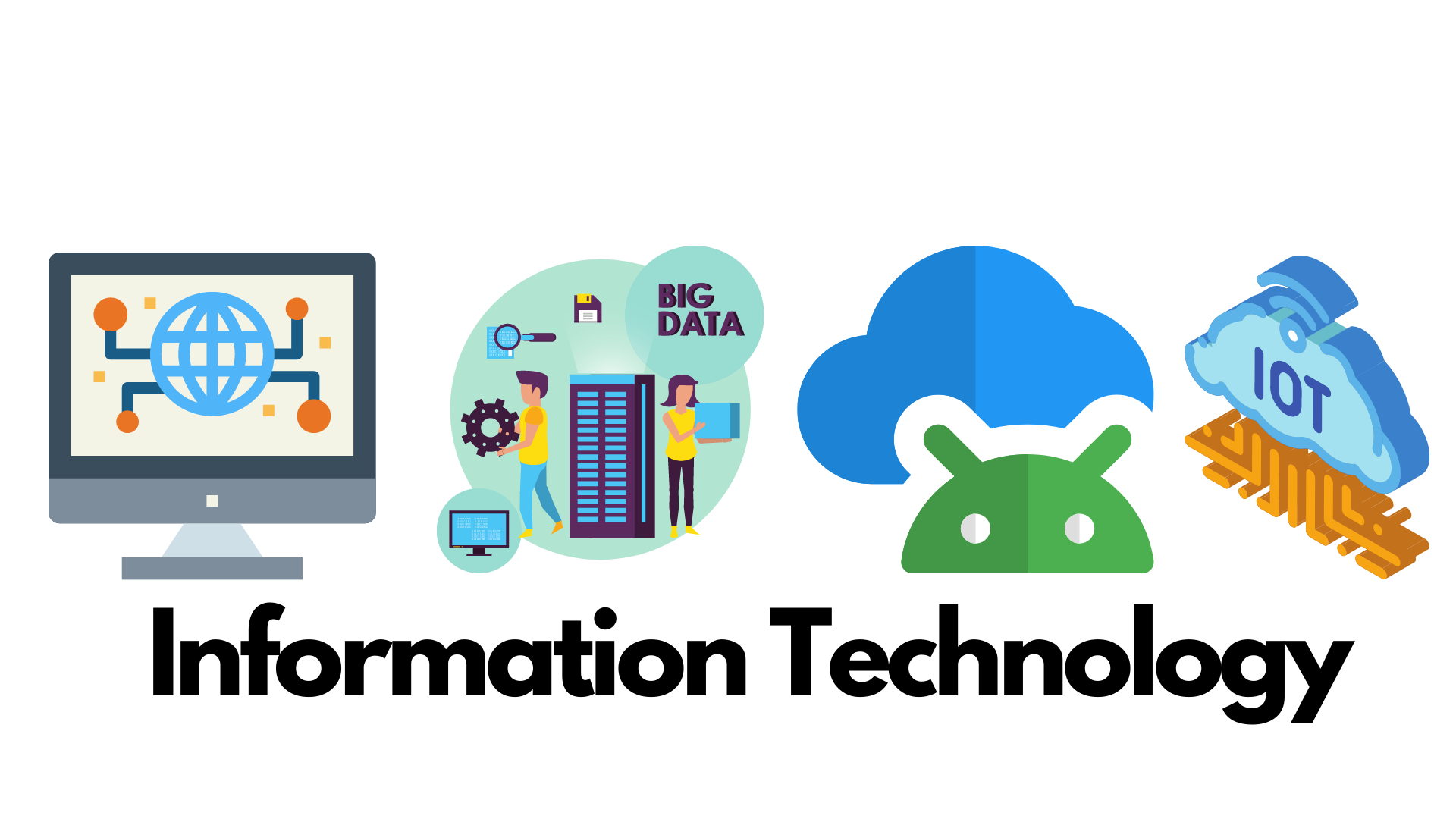 Information Technology for UPSC